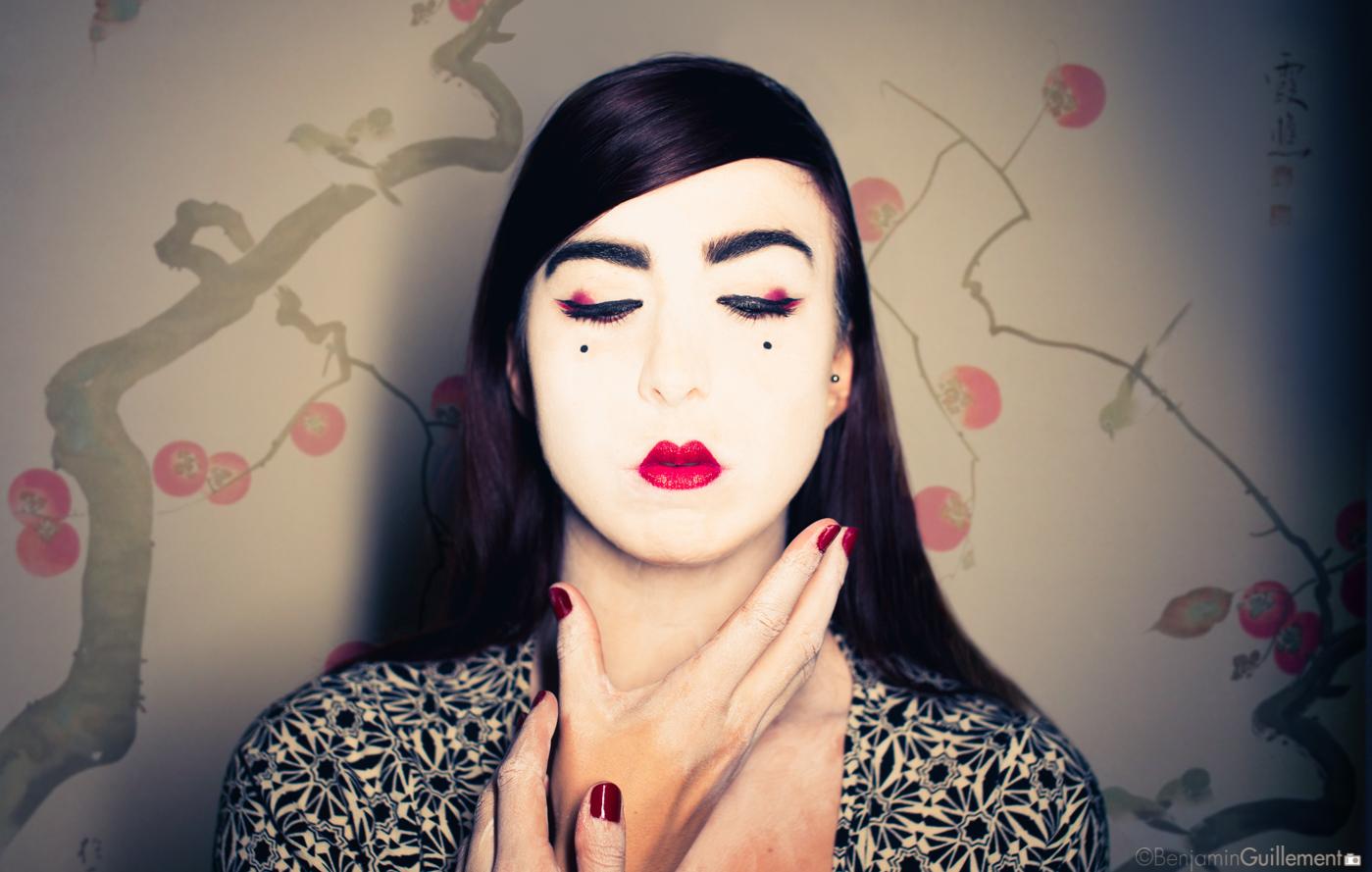 Série Geisha
